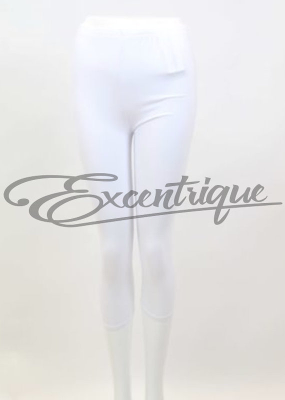 By Excentrique - 3/4 Legging - Wit :