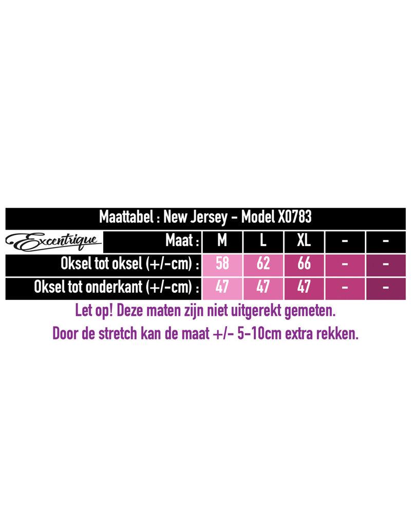 By New Jersey - Grof Gebreid Vest - Zwart :