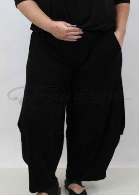 New Jersey - Pantalon - Zwart :