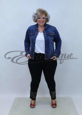 BySasha - Jeans Jasje - DenimBlue  :