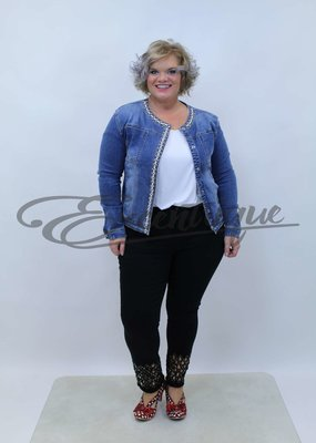 TC Jeans TC Jeans - Jeans Jasje - DenimBlue  :