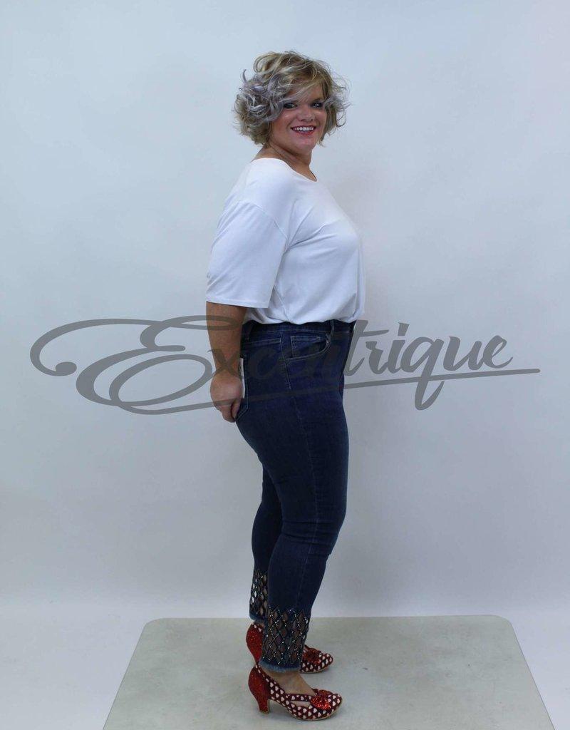 Monday Premium - Jeans - DarkBlue :