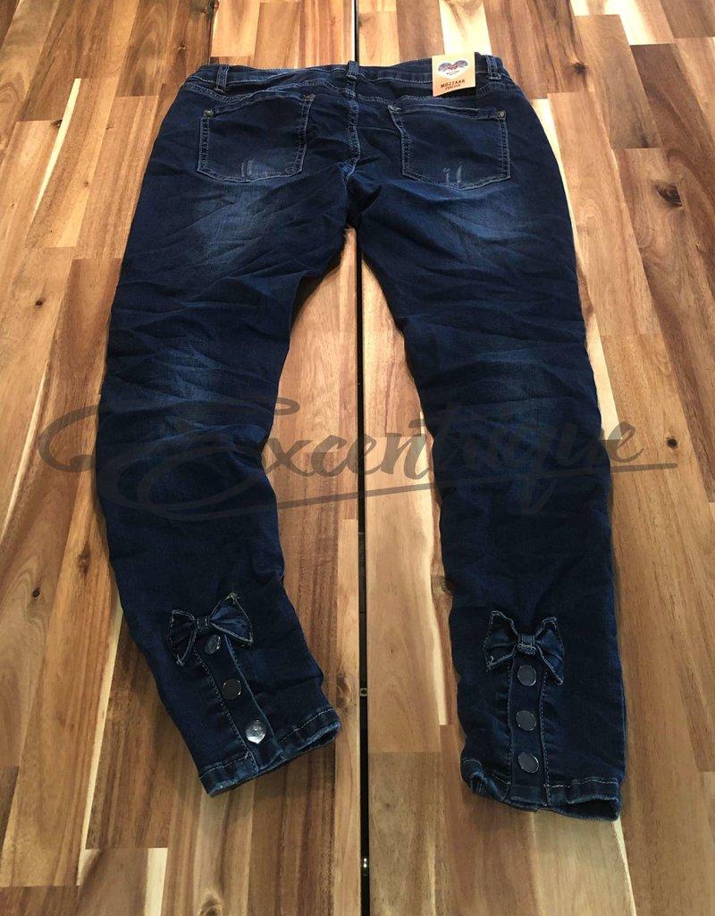 Mozzaar forever - Jeans - DenimBlue :