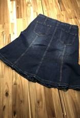 Colorful Premium - Jeans Rokje - DenimBlue  :