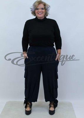 New Jersey - Pantalon +Size - Marine Uni :