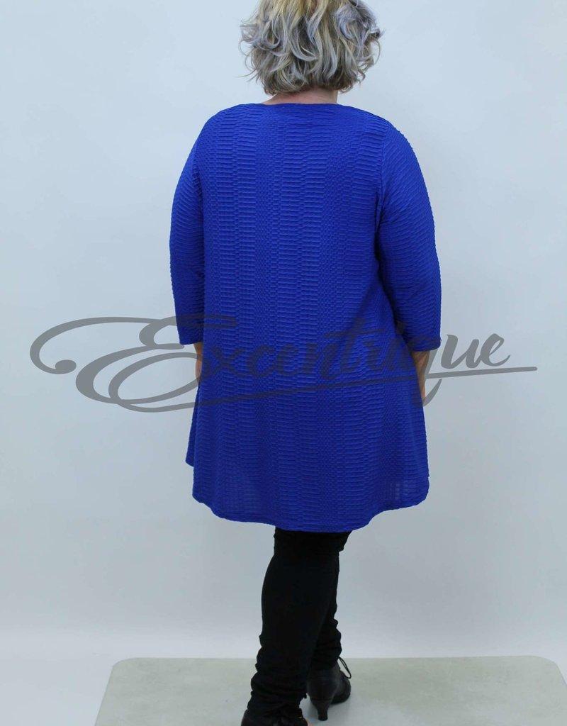 New Jersey - Tuniek - Kobalt Blauw :