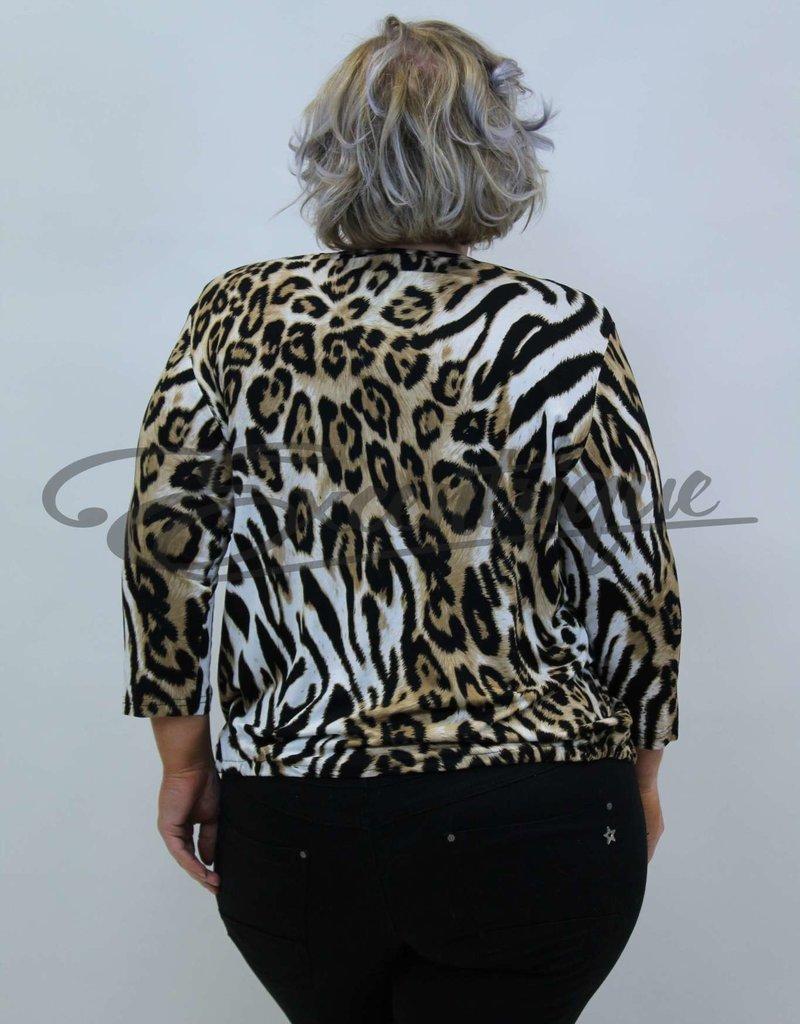 New Jersey - Shirt - Bruine Tijger :