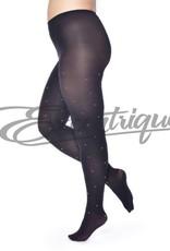 Pamela Mann Pamela Mann - Panty With Gold Studs - 50D - Black :