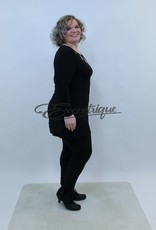 Magna - Tuniek - Zwart solid :