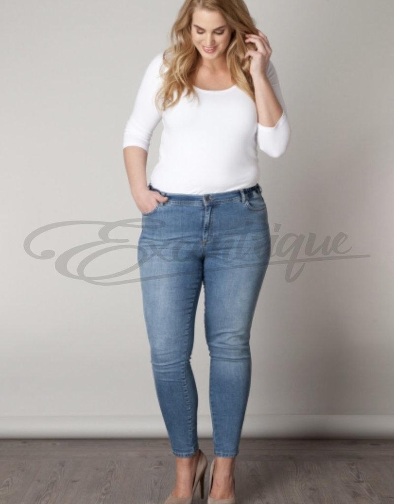 Yesta - Jeans Alure - Medium Blue :