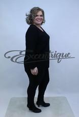 Magna - Shirt Lange Mouw B03  - 29.B03.005 - Zwart :