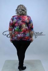 """NewJersey - Shirt """"Donna"""" - Bonte Kleurenpracht :"""