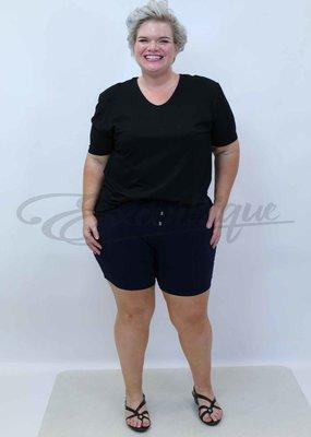 """Magna - Shorts / Pantalon Kort """"E-7001"""" - Marine :"""