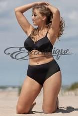 Plaisir - Bikini Top - Black :