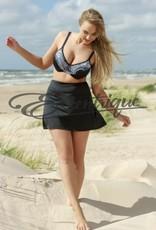 Plaisir - Beach Skirt - Zwart :