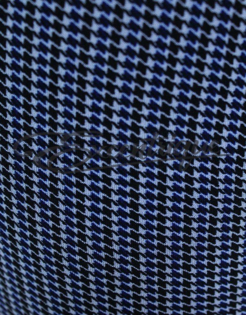 "Senma Fashion SenmaFashion - Short ""Meike"" - Wit Zwart Blauw :"