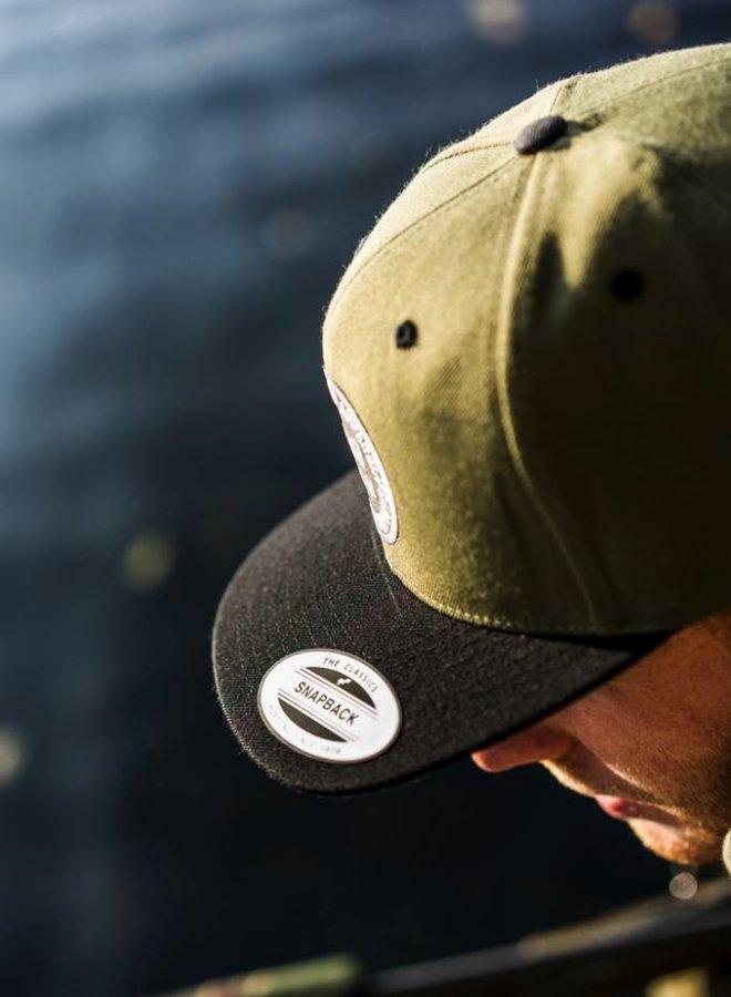 KWO Snapback - Green