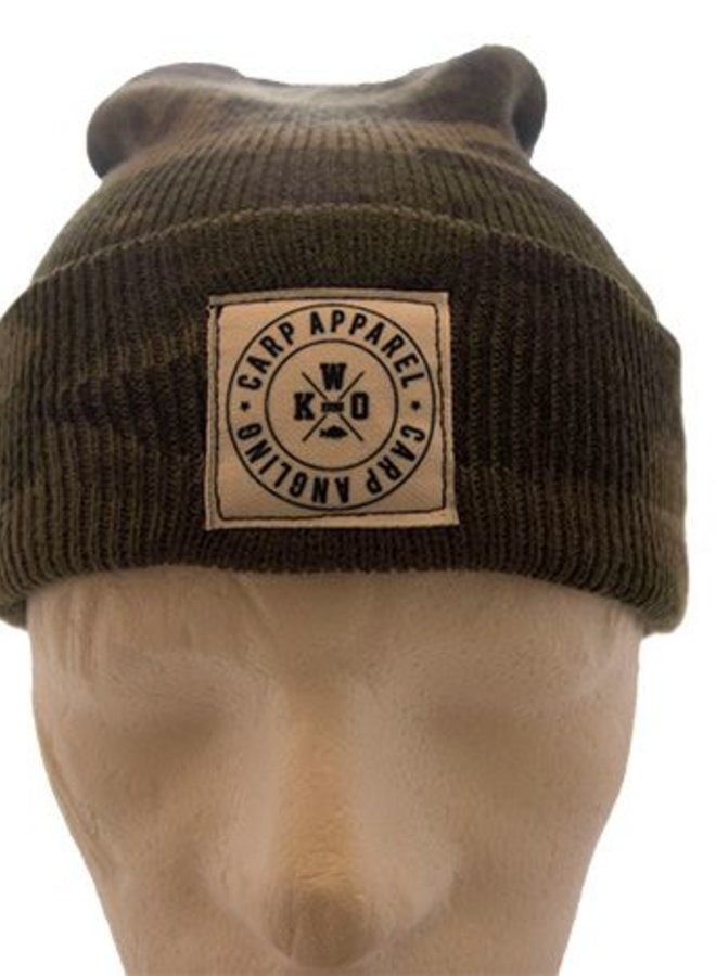 KWO Beanie Graphic - Camou