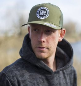 KWO Trucker Cap - Army Green
