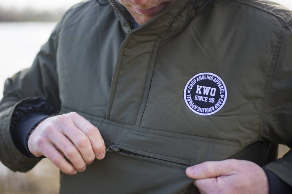KWO Anorak - Army Green