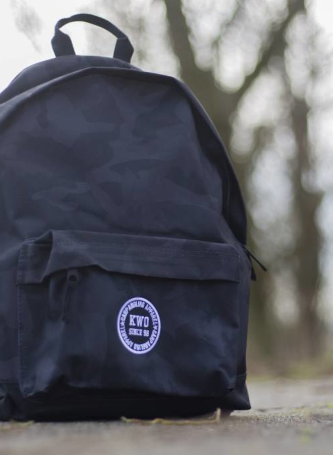 KWO Backpack - Dark Camo