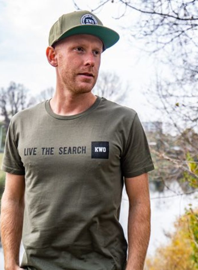 KWO Live The Search T-Shirt