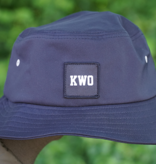 KWO Bucket Hat - Black