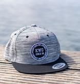 KWO Snapback - Grey Melange
