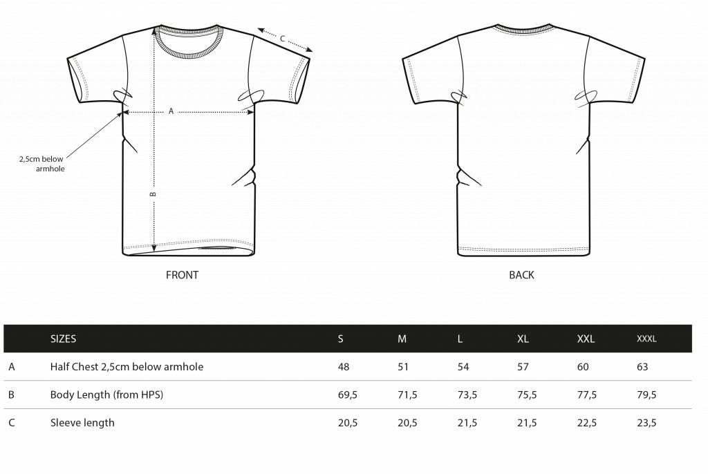 KWO Keep Searching GPS T-Shirt - Camou