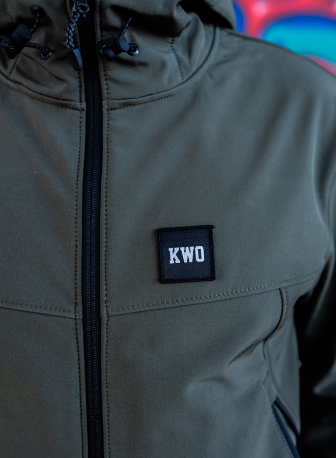 KWO Softshell - Army Green