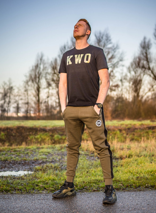 KWO Black T-Shirt