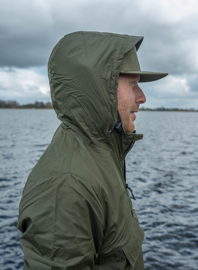 KWO Light Anorak - Army Green
