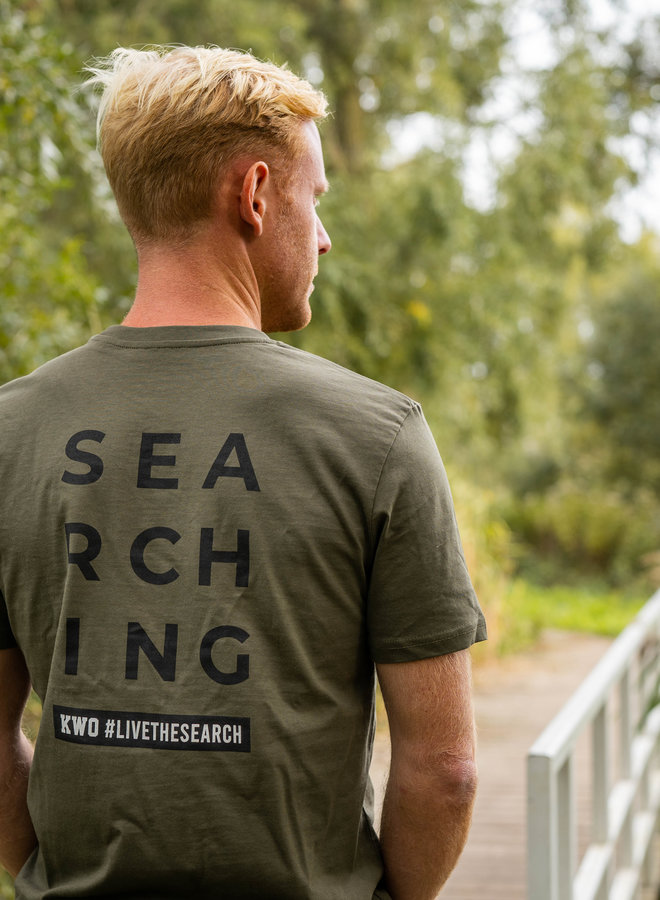 KWO Searching T-Shirt
