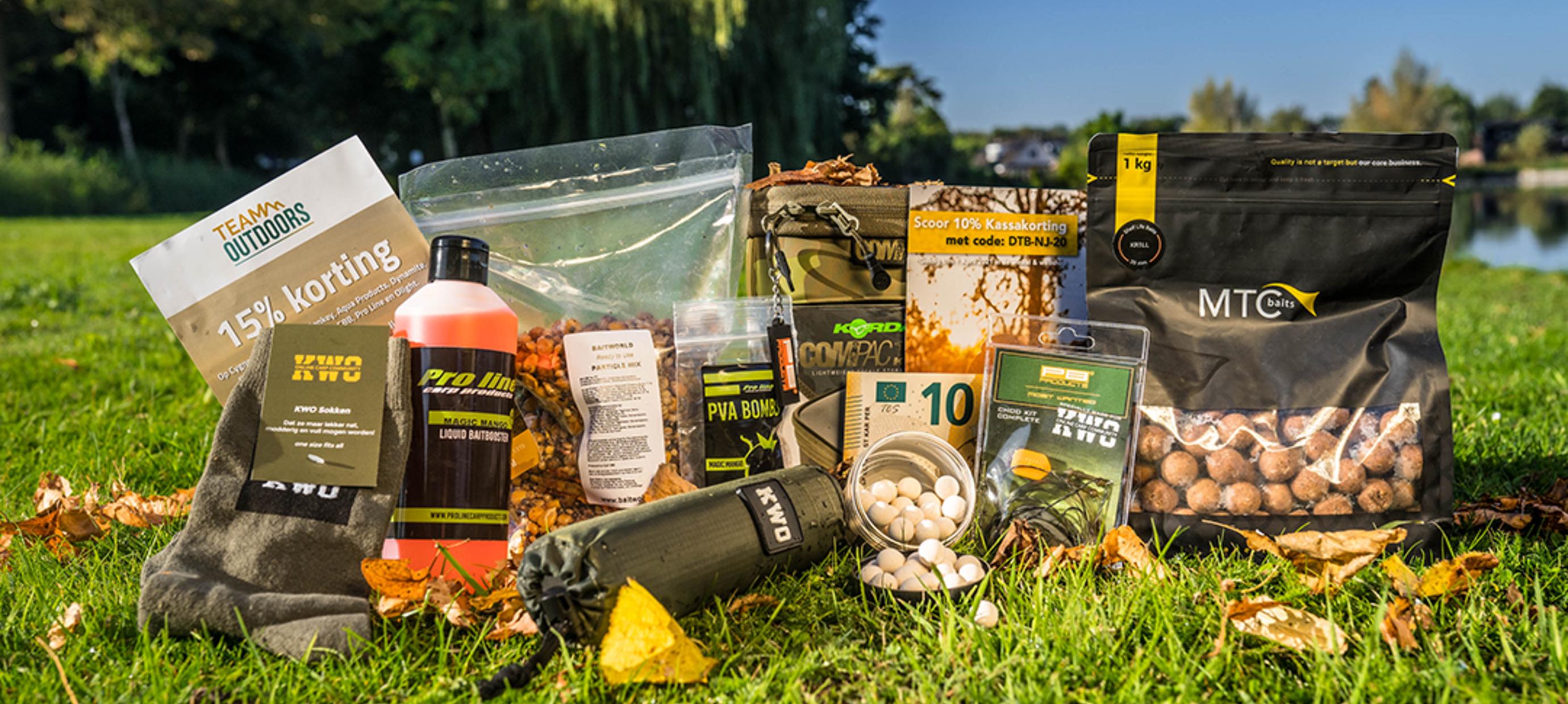 Dit zijn de producten uit de KWO Najaarsbox 2020!