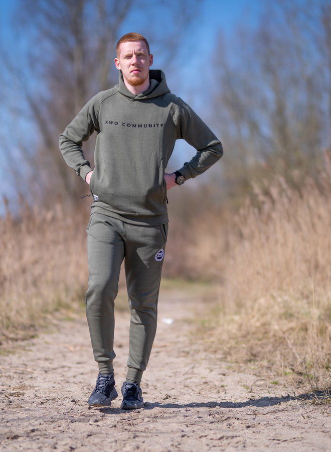 KWO Essential Tracksuit