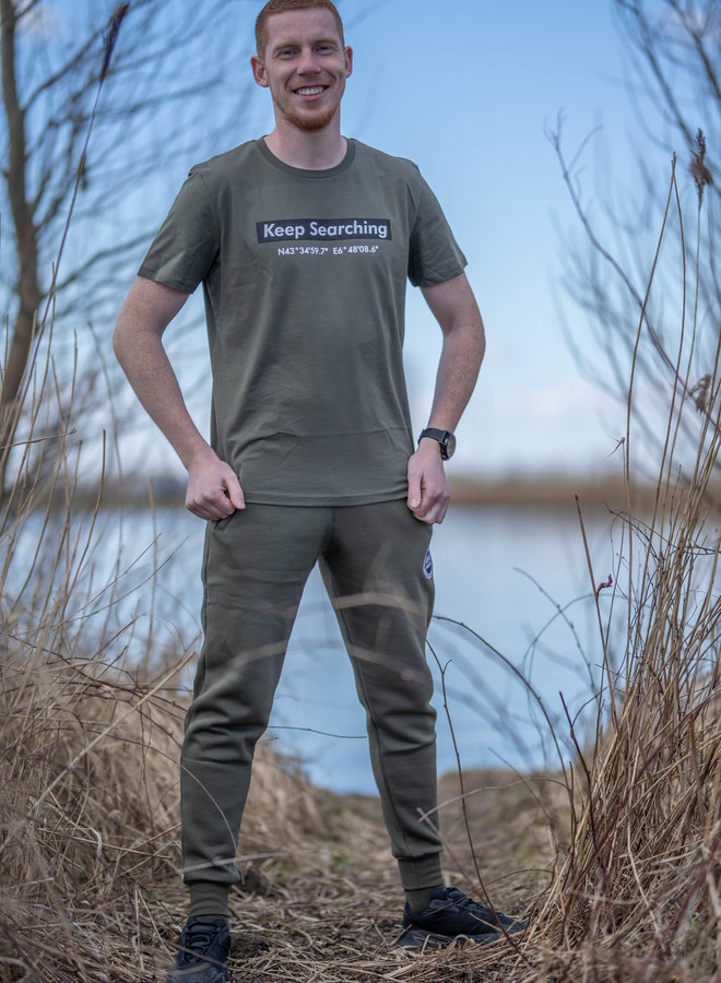 KWO Keep Searching GPS T-Shirt