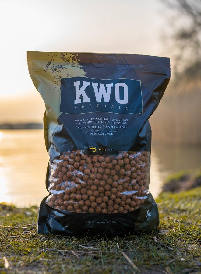 KWO Krill Specials 5KG - 12MM