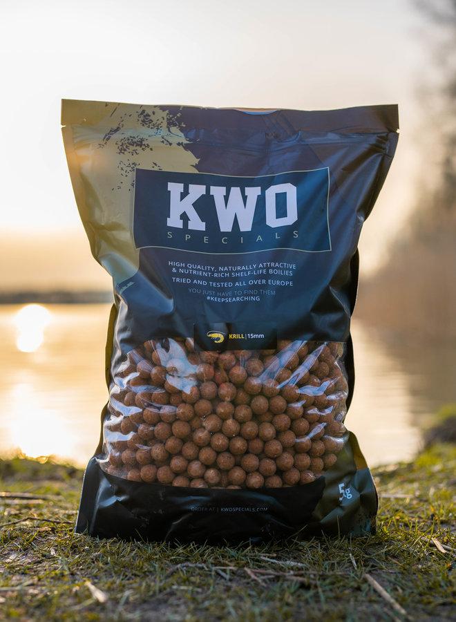 KWO Krill Specials 5KG - 15MM