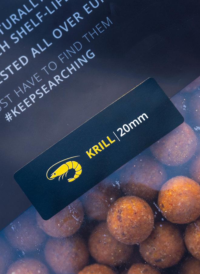 KWO Krill Specials 5KG - 20MM