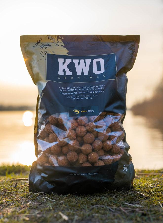 KWO Krill Specials 5KG - 28MM
