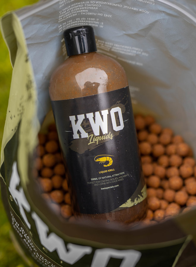 KWO Krill Specials - Booster