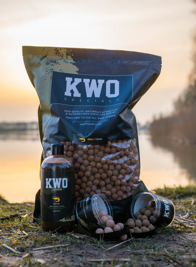 Bait Package 5KG - KWO Krill Specials