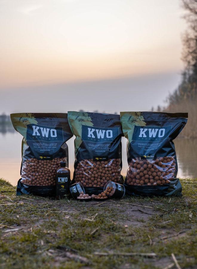 Bait Package XXL - 15 KG KWO Krill Specials