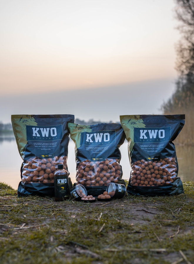KWO Krill Specials - Bait Package XXL
