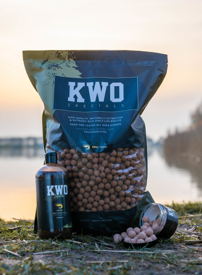 Spring Package - KWO Krill Specials