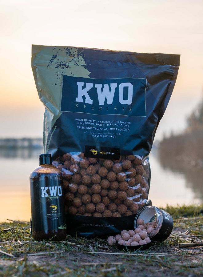 KWO Krill Specials - Voorjaarsdeal