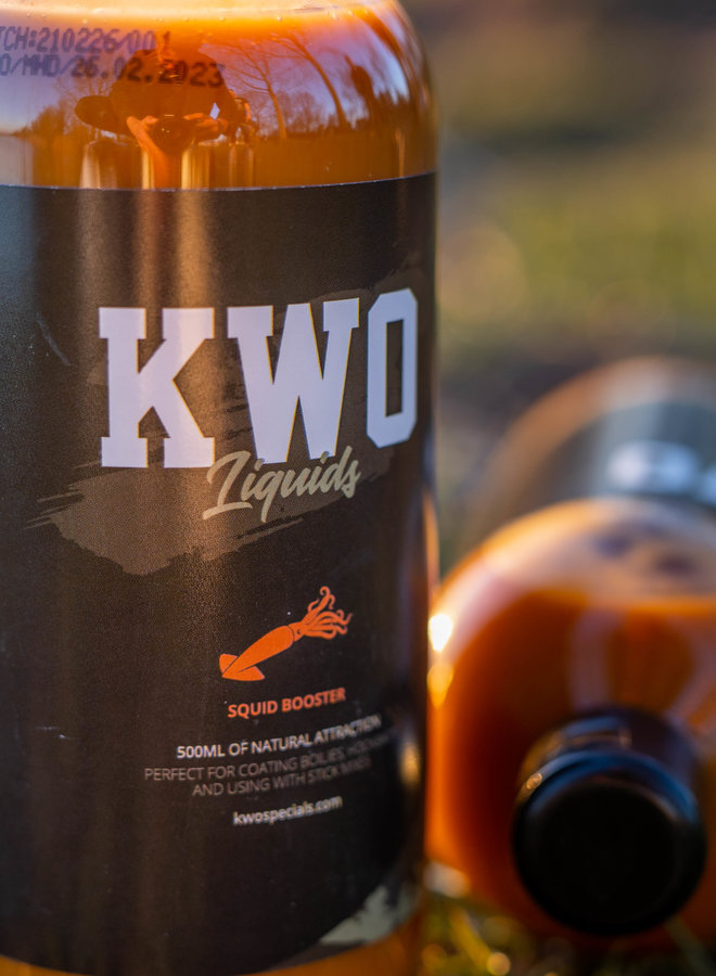 KWO Squid Specials - Booster