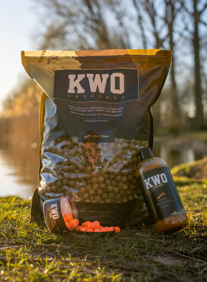 Spring Package - KWO Squid Specials