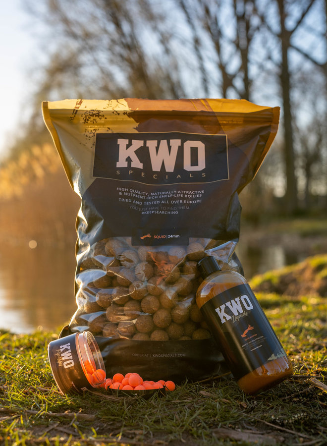 KWO Squid Specials - Spring Package