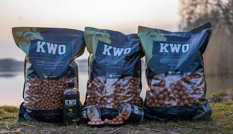 Krill boiliedeals - Goedkope krill boilies kopen met kortingen tot 30%!